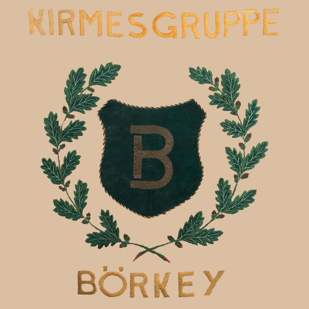 Standarte Kirmesgruppe Börkey - Gevelsberg