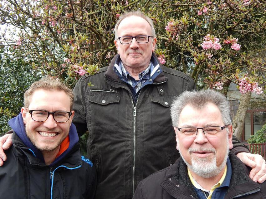 Gevelsberger Kirmeszug | Das Moderatoren Team