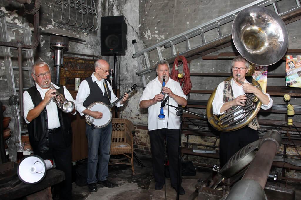 Die Hausband: Jazz Baguette