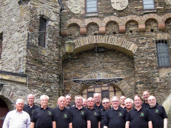 Ritterreise 2017 nach Cochem